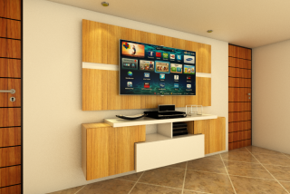 Wall TV Cabinet Gus Bayu